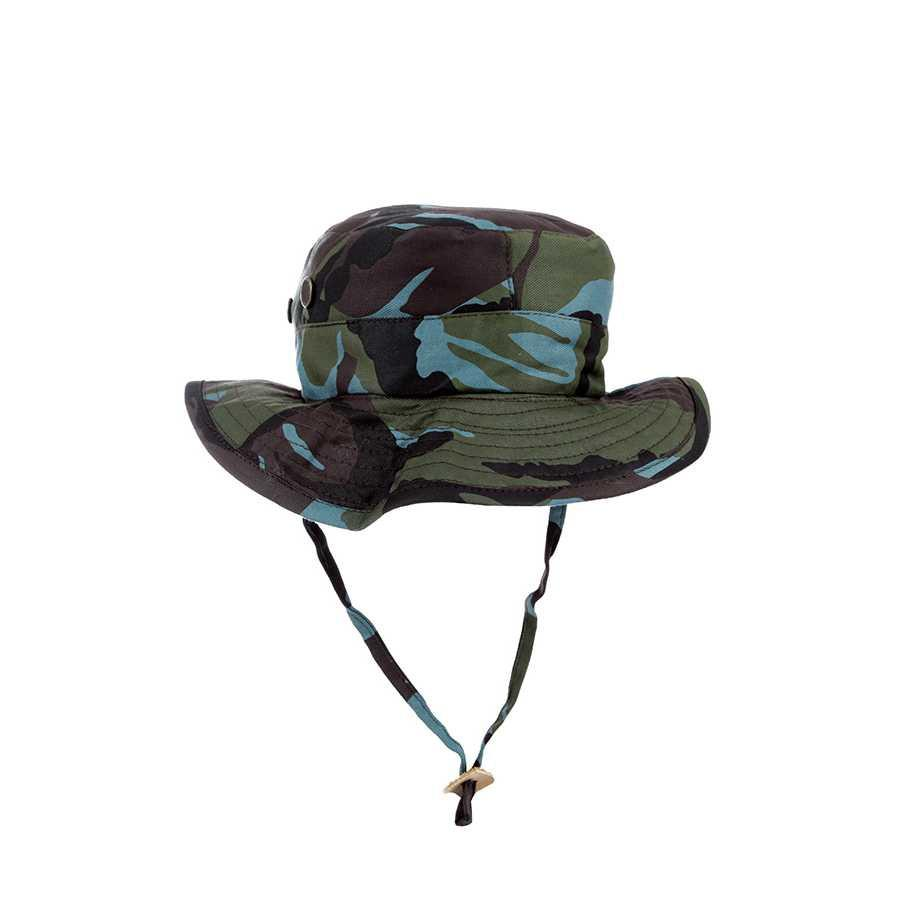 Elfs Topi Bucket Ripstock Rimba Army Jual Produk Aksesoris Fashion Murah Terbaik