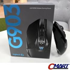 Logitech G903 Lightspeed Wireless Gaming Mouse for Gamers - 910-005087