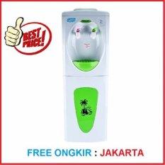 Miyako WD-389 HC Dispenser Air Panas Dingin FREE ONGKIR KHUSUS Bekasi Tanggeraang ,Depok , Bogor
