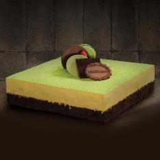 The Harvest Green Tea Cold Cheesecake 20x20