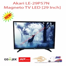 AKARI LE-29P57N LED TV 29 INCHI - Hitam