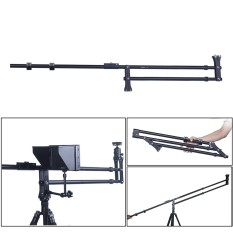 Andoer VS-200 6.0ft Foldable Extendable Compact Mini DSLR Camera Video DV Photography Crane Jib Arm for Nikon Canon Sony Olympus Pentax Camera Max.Load Capacity 5kg / 11Lbs - intl