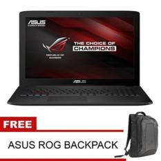 ASUS ROG GL552VX-DM409T 4GB Laptop Gaming Murah