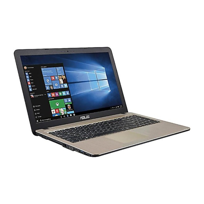 Asus X441NA-BX401T - Intel Celeron N3350 - RAM 4GB - 500GB - 14' - Windows 10 - Black