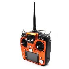 Bellamall: AT10 II Radiolink 2.4 GHz 10 Channel RC Remote Control untuk Kendaraan Udara Orange-Intl