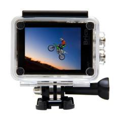 Brica B-Pro 5 Alpha Plus Version 2 (AP2) Combo 3 Way Extreme Action Camera - Hitam + Free Bonus Item