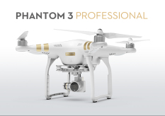 DJI PHANTOM 3 PROFESSIONAL !!!
