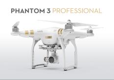 DJI PHANTOM 3 PROFESSIONAL !!!
