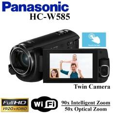 Handycam Panasonic HC-W585 Camcorder Panasonic HCW585 Garansi resmi