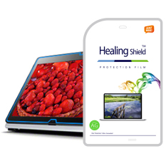HealingShield Sony Vaio FIT 13A Multi Flip PC SVF13N Matte Type Screen Protector 1pcs + TOP Surface Protector Skin 2pcs