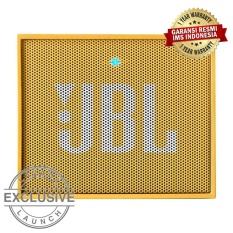 JBL GO Portable Bluetooth Speaker - Kuning