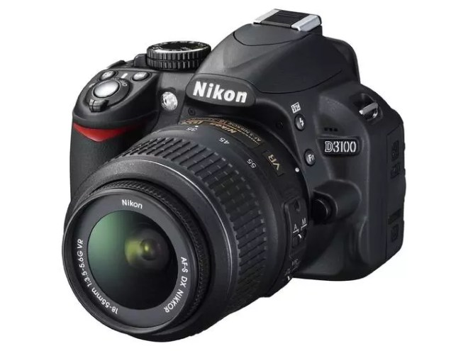 promo kamera Nikon D3100 24.2mp free tas kamera