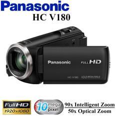 Panasonic HC-V180 Full HD Camcorder  Handycam Panasonic V180 Garansi Resmi