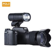 Polo Sharpshots Fokus Otomatis AF 33MP 1080 P 30fps FHD 8X Zoomable Digital Kamera W/Standar + 0.5X Lebar Angle + 24X Telephoto Lama Lensa 3.0