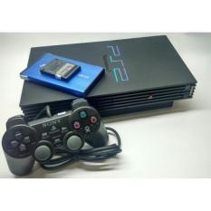 PS2 - Sony PlayStation 2 USB Harddisk  Console Black