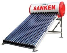 Sanken SWH PR150PG Evacuated Tube Solar Water Heating 150 Liter