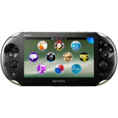 Sony PS Vita Slim 2006 - Hitam