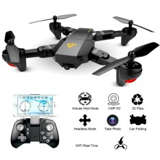 StarWego Drone VISUO XS809HW-HD-G Camera HD 2MP WIDE ANGEL 120 Altitude Hold With Gravity Sensing Control