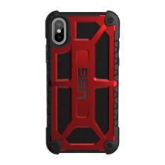 UAG Monarch Case for  iPhone X  - Crimson Red
