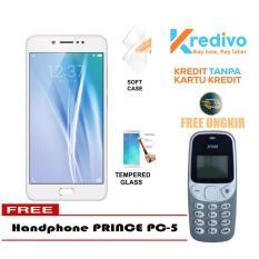 Vivo Y69 Nougat - Gold Free Prince PC-5 Bisa Kredit Tanpa Kartu Kredit