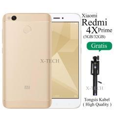 Xiaomi Redmi 4X Prime - Ram 3GB - Rom 32GB - Jaringan 4G