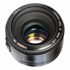 Yongnuo YN 50mm f/1.8 Lens for Canon EF - Hitam