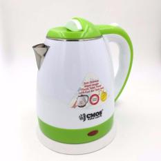CMOS Electric Kettle 1.5L Pemasak Air Panas-Alat Dapur-Teko Listrik-Dinding Ganda