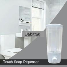 Dispenser Sabun Cair Single Touch Soap Dispenser TX-11-1 450ml - Putih - Babamu