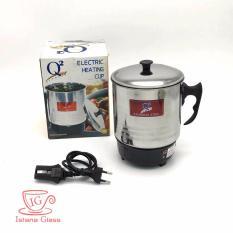 Q2 Termos Listrik / Teko / Mug / Electric heating cup / Pemanas air 12cm