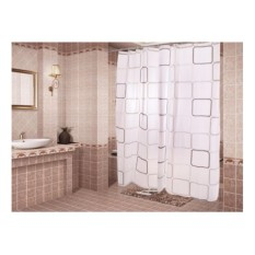 Shower Curtain Gorden / Tirai Gorden Kamar Mandi Anti Air