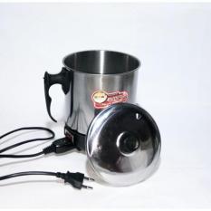WLW888 Mug Listrik/Gelas Eletrik Pemanas Air Heating Cup - 12cm