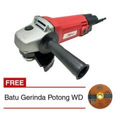 XANDER XA-954 Mesin Gerinda + Batu Gerinda Potong WD