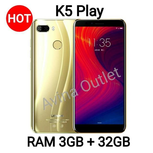 Lenovo K5 Play 3+32 Ram 3GB Internal Rom 32GB Distributor