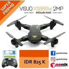 Drone Visuo 2Mp Dji Mavic Clone - 55Ce9b - Original Asli