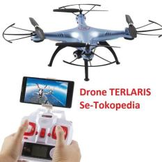 Hot Sale Murah Drone Quadcopter Syma X5hw Wifi Fpv Camera Altitude Hold Jakartahobby - 9Vqyvv