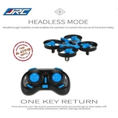 JJRC H36 MINI 2.4G 4CH 6Axis Gyro Headless Mode RTF Mini Drone Kecil Mini Style Remote Control