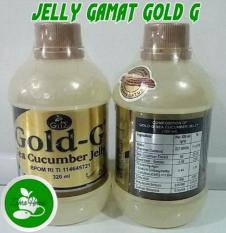 Obat Herbal Alami Terbaik Kista Bartholin 100%  Original Jelly Gamat Gold G