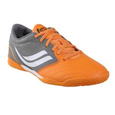 League Legas Series Encanto LA Sepatu Futsal Pria - Blazing Orange/Moon Mist/White