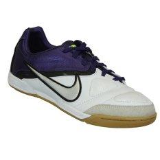 Nike Sepatu Futsal JR CTR360 Libretto I - White/Blue