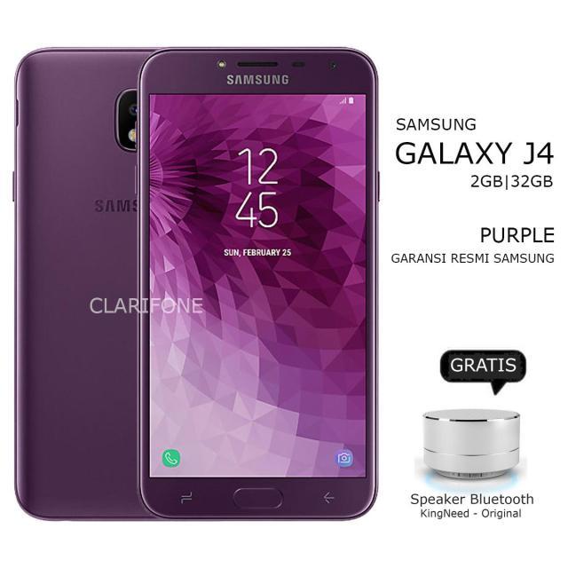 SAMSUNG J4 2018 2/32GB - 4G LTE