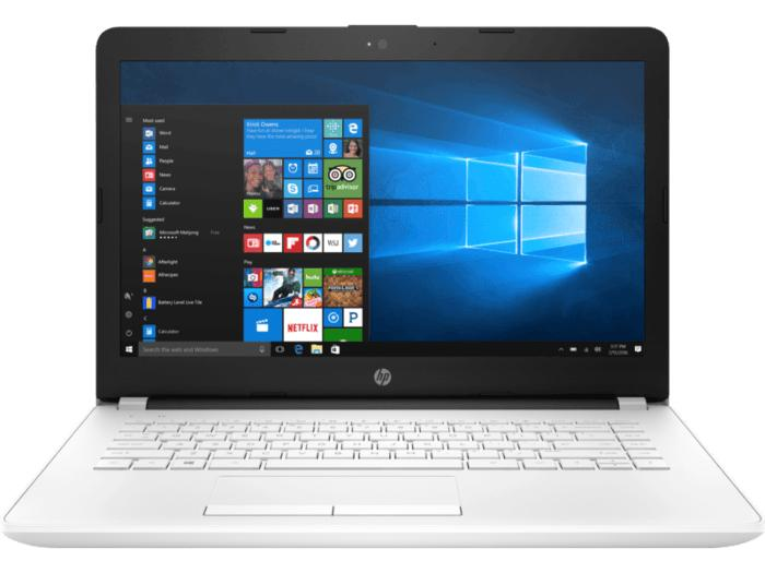 HP Laptop 14-bs755TU + Targus W571 Wireless Optical Mouse Blue