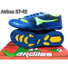 Ardiles Airbus Blue - Sepatu Futsal - Sepatu Olahraga - Sepatu Running - Sepatu Murah