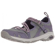 Chaco Womens Outcross EVO MJ Sepatu Hiking, Quito Plum, KAMI-Internasional