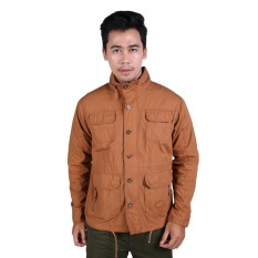 Eiger 1989 Oxbow 1.1 Jacket - Brown