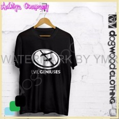 Evil Geniuses Dota 2 Kaos Cotton Distro Dota2 Game Online