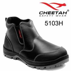 Hot Promo Murah Sepatu Safety Shoes Cheetah 5103H - Cm2vb1