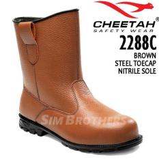 Promo Murah Sepatu Safety Shoes Cheetah 2288C - Et4xc3