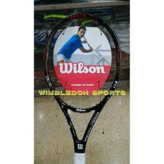 Raket Tenis WILSON FORCE ACE 115 NEW (Spek Sama Seperti BLX EXCALIBUR)