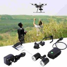 4 Mode LED Headlight Searchlight Spotlight Night Light untuk DJIInspire 1 Drone-Intl