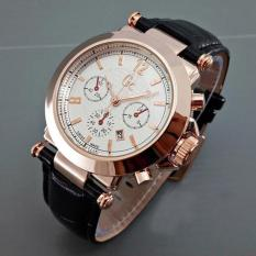 GC Chrono Polos Leather Jam Tangan Wanita